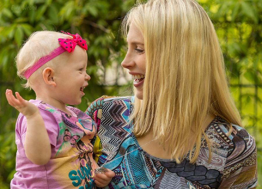 Elischeba und Emily im Sauerland