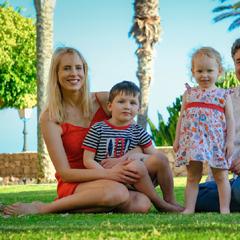 Familien shooting Fuerteventura