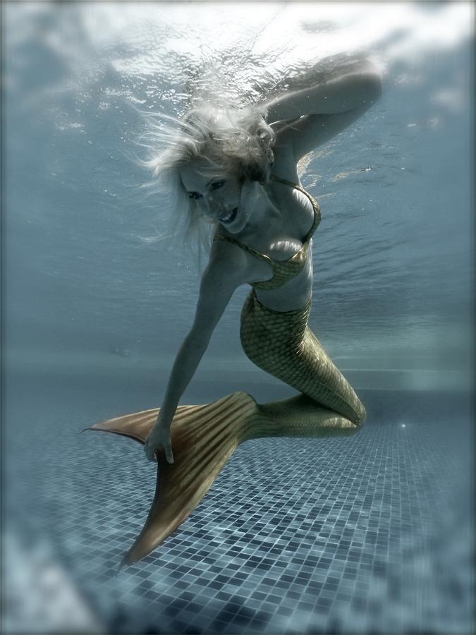 Elischeba als Meerjungfrau