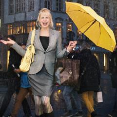 Elischeba - Fashion im Regen - Münster