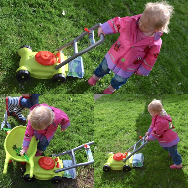 Rasenmäher für Kinder