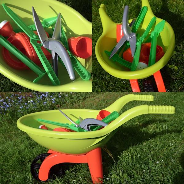 Simba Schubkarre Werkzeug