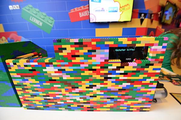 Kasse Legoland Oberhausen
