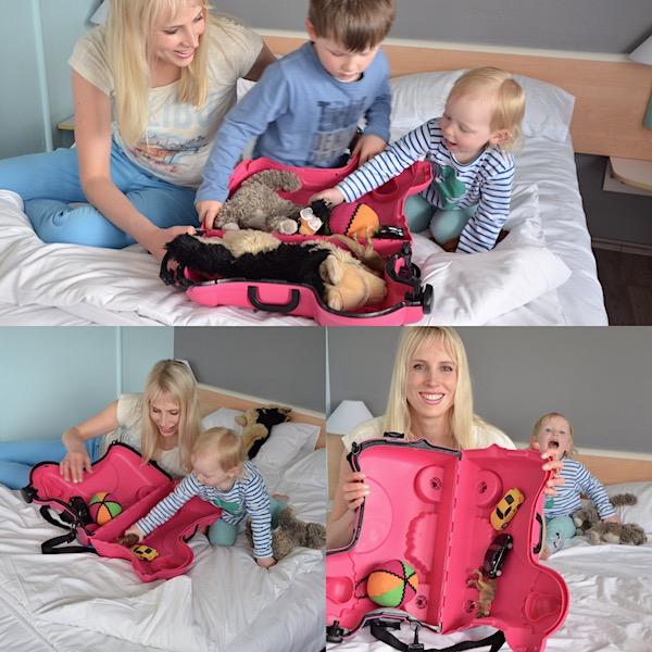 Koffer für Kinder