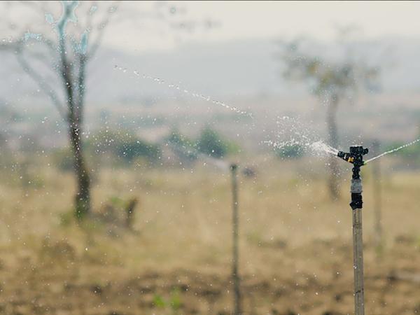 Wasserversorgung World Vision