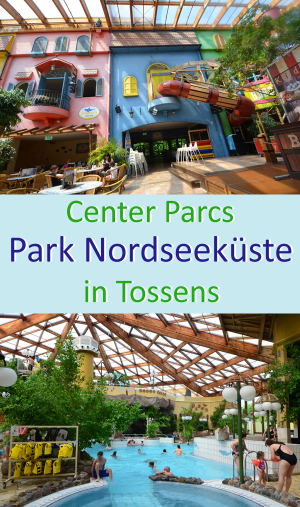 Center Parcs Park Nordseeküste 2017