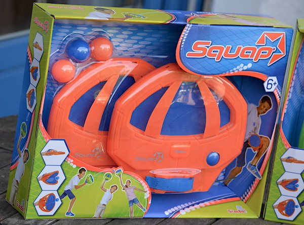 Squap Ballspiel