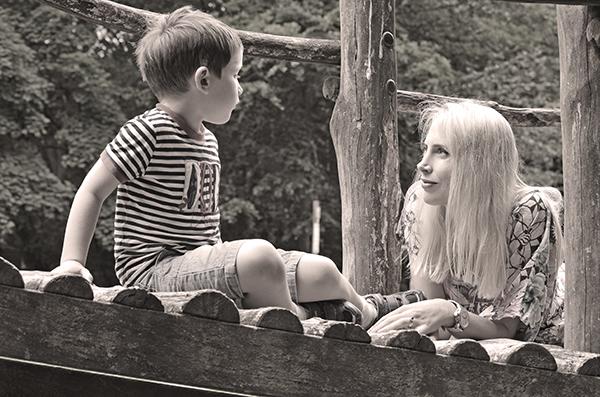 Elli und Leon