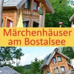 Märchenhäuser am Bostalsee