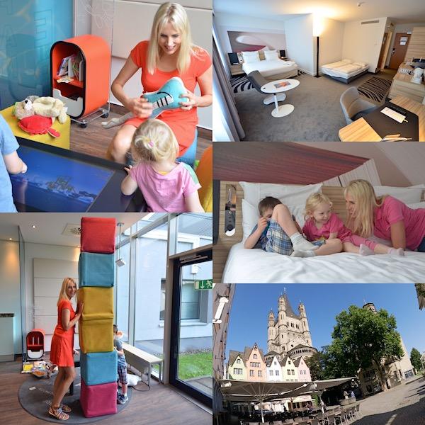 Hotel mit Kindern in Koeln