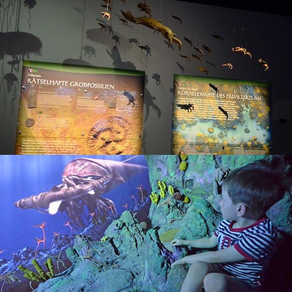 Kindermuseum ab sechs Jahren