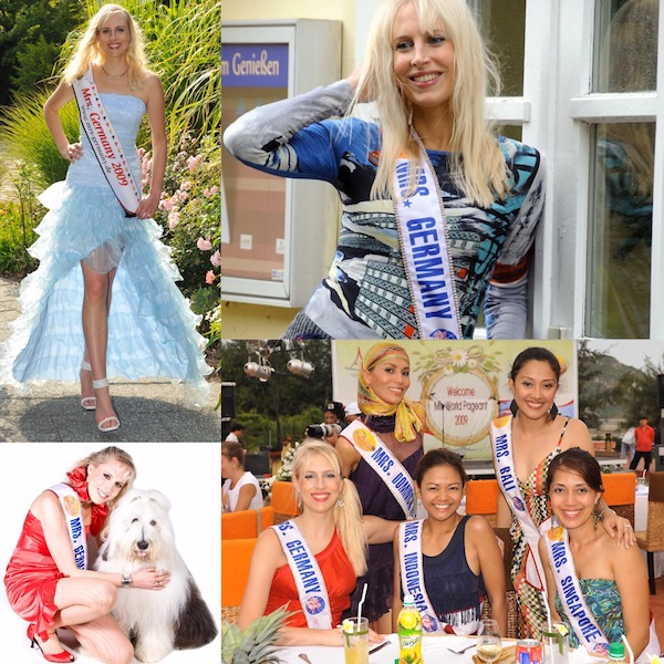 Mrs Germany Elischeba Wilde