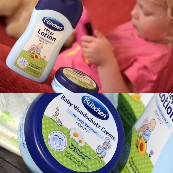 Wundschutzcreme für Babys
