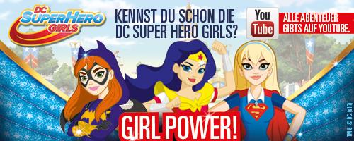 DC Superheldinnen