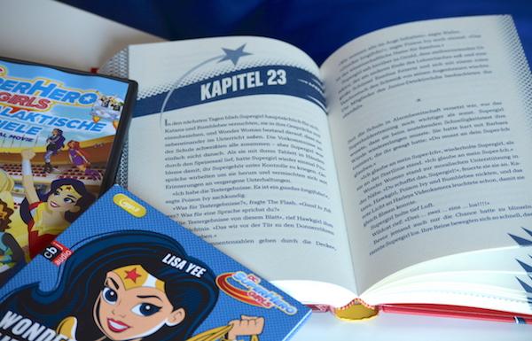 Fan Paket DC Super Hero Girls