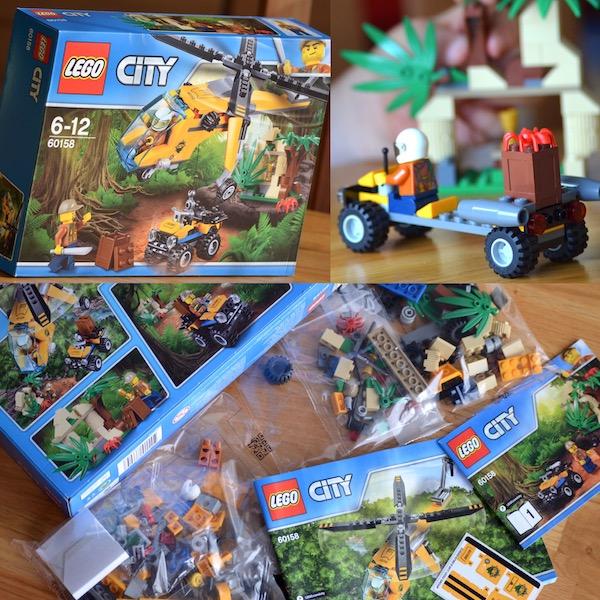 Lego ab sechs Jahren