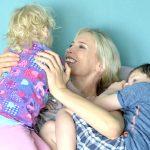 Elischeba und Kids Sitzsack