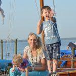 Bootsfahrt auf dem Steinhuder Meer