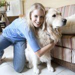 Elischeba mit Hund