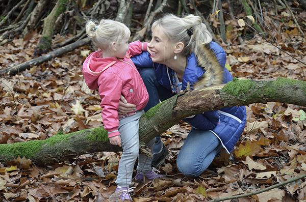 Mutter und Tochter Blog