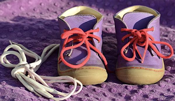 vorher nachher Schuhtest