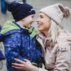 Elischeba und Leon auf dem Weihnachtsmarkt in Coesfeld