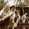 Family Wilde im Oasis Park auf Fuerteventura