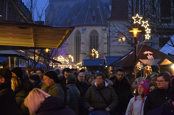 Weihnachtsmarkt Gescher