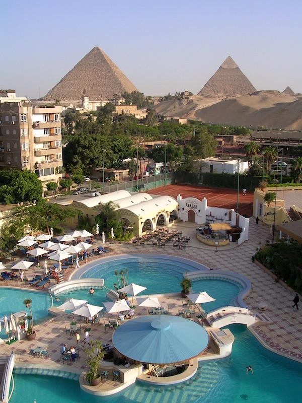 Pyramiden Hotel Ägypten