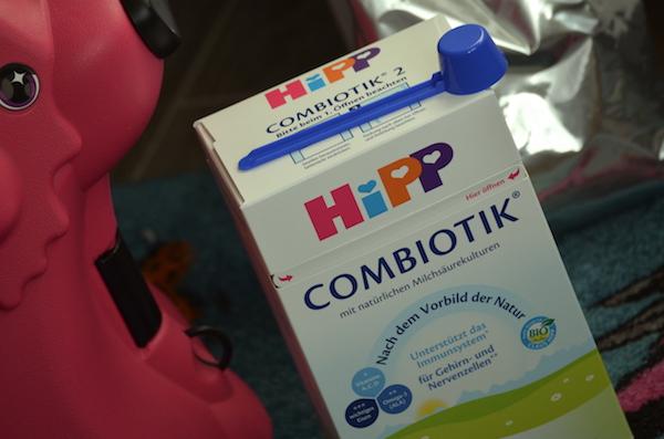 HIPP2 COMBIOTIK Folgemilch