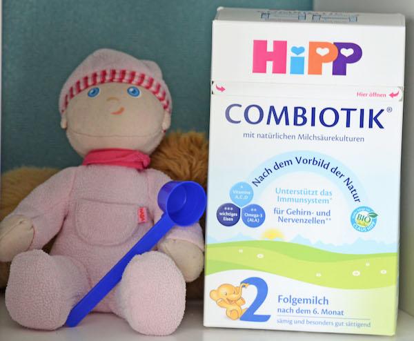 HIPP 2 COMBIOTIK Folgemilch