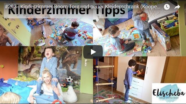 ElischebaTV_293_640x360 Kinderzimmer Tipps Room Tour Kleiderschrank