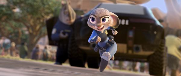 Zoomania Disney Szenenfoto 2