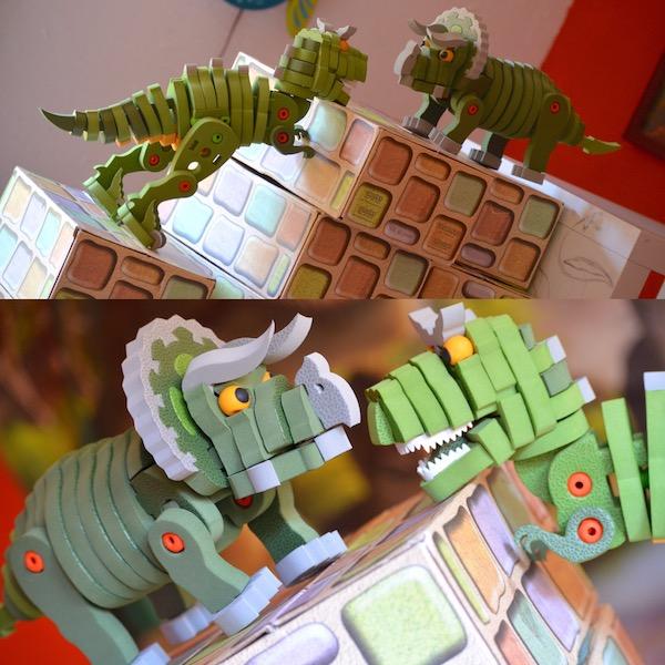 Dinosaurier Spielzeug ab sechs Jahren