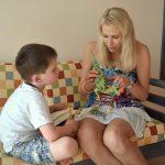 Mama und Sohn Blog