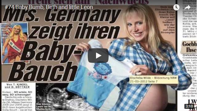 ElischebaTV_074_640x360 Baby Bumb Birth and little Leon
