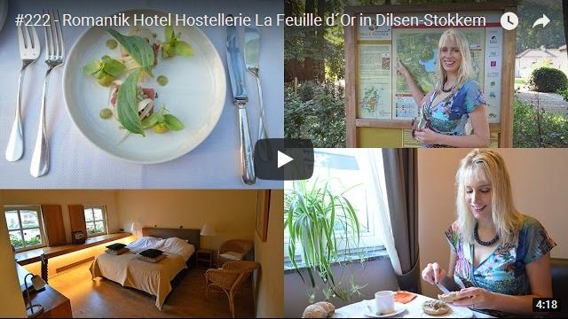 ElischebaTV_222_640x360 Romantik Hotel Hostellerie La Feuille d´Or in Dilsen Stokkem