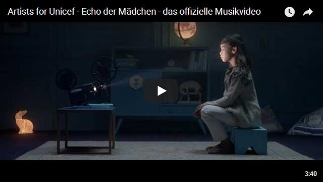 Artists for UNICEF - Echo der Mädchen