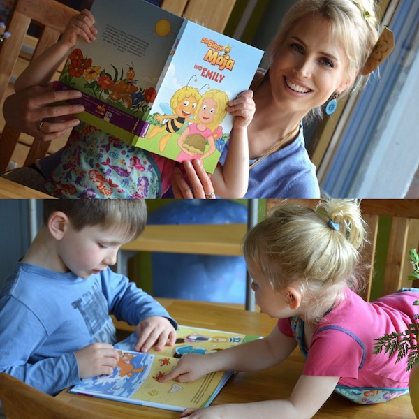 Biene Maja Kinderbuch