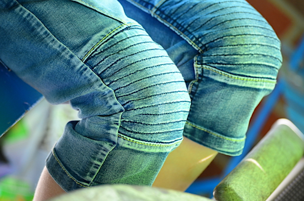 Capri Jeans für Jungs