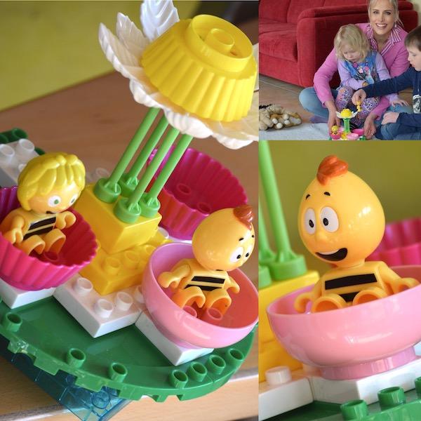 Biene maja und bob der baumeister spielzeug verlosung