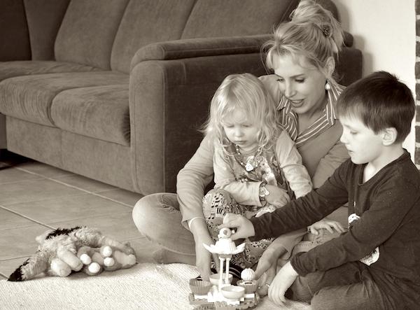 Elischeba und Kids in SW