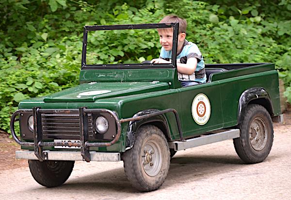 Jeep für Kinder