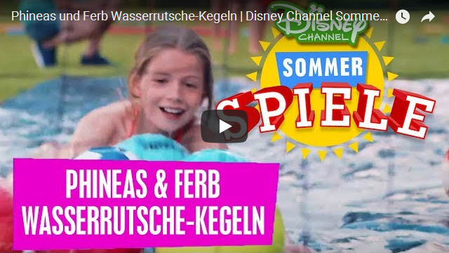Disney Channel Sommerspiele