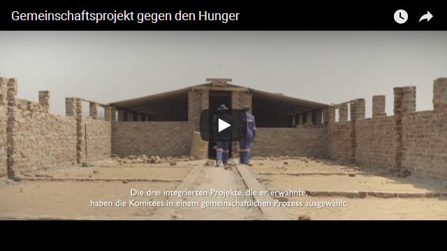 Gemeinschaftsprojekt gegen den Hunger