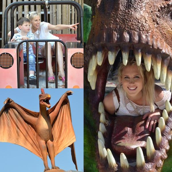 Dinopark für Kinder