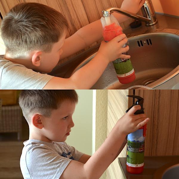 Wasserspritzer für Kinder