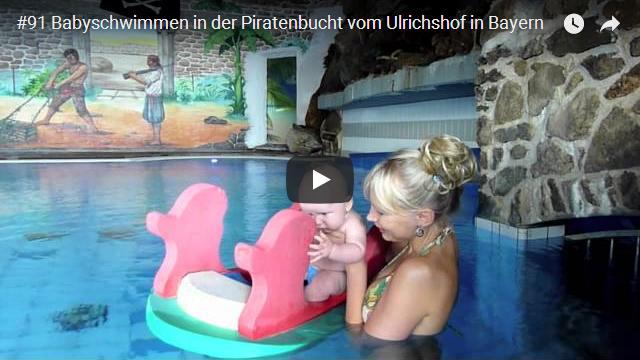 ElischebaTV_091_640x360 Babyschwimmen in der Piratenbucht vom Ulrichshof in Bayern