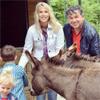 Family Wilde im Center Parc De Eemhof