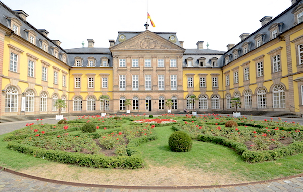 Residenzschloss in Bad Arolsen